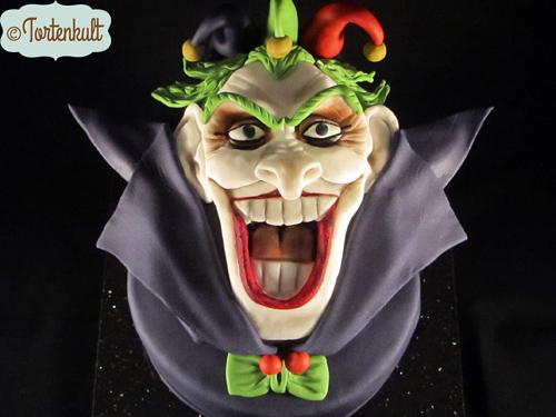 Der Joker aus Batman