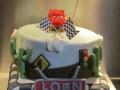 Cars Torte zum 1. Geburtstag
