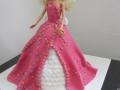 Barbie Geburtstagstorte