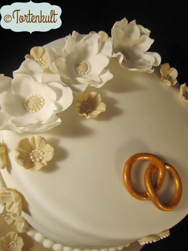 Hochzeitstorte als Geschenk